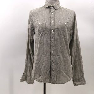 express mens button up shirt sz S Small